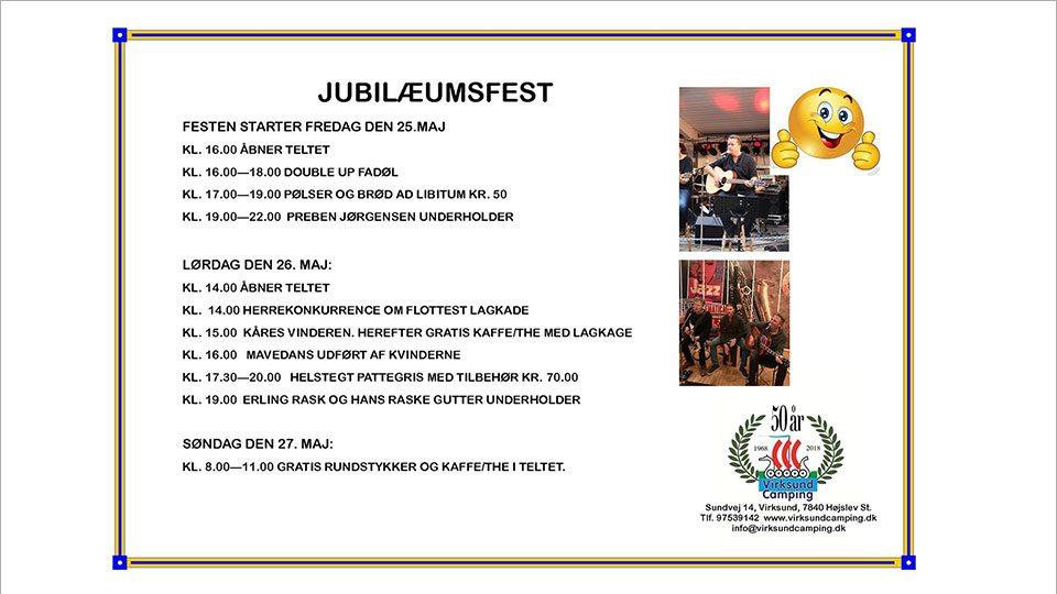Jubilaeumsfest
